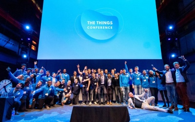 The Things conference Amsterdam 2019