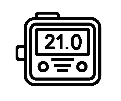 Brezžični temperaturni senzorji