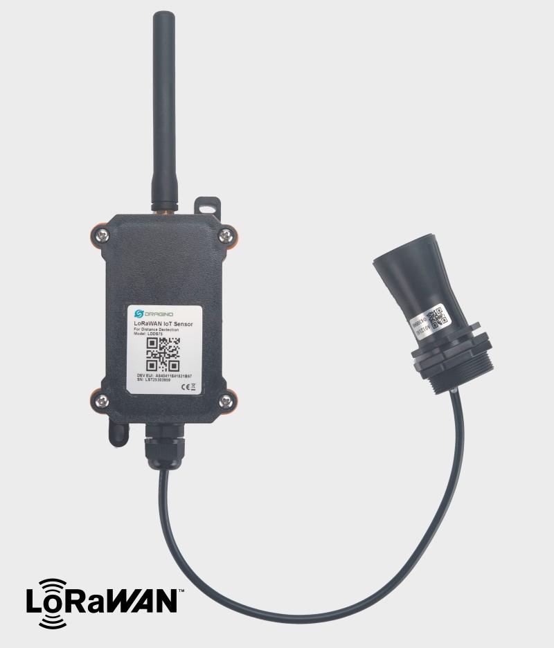 Dragino LDDS75 LoRaWAN senzor za zaznavanje razdalje