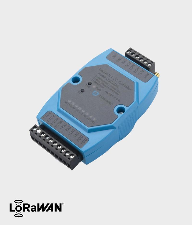 Dragino LT-22222-L - LoRaWAN IoT kontroler