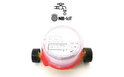 Pilotna postavitev NB-IoT merjenja vodnih števcev