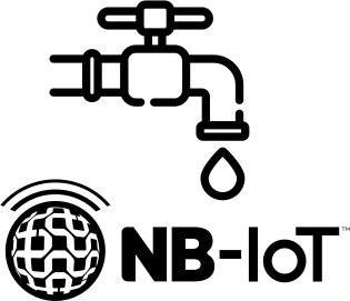 NB-IoT povezava vodnih števcev