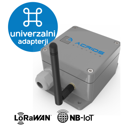 Pulzni IoT adapterji