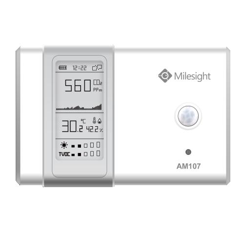 Milesight AM107 - LoRaWAN ambientalni senzor